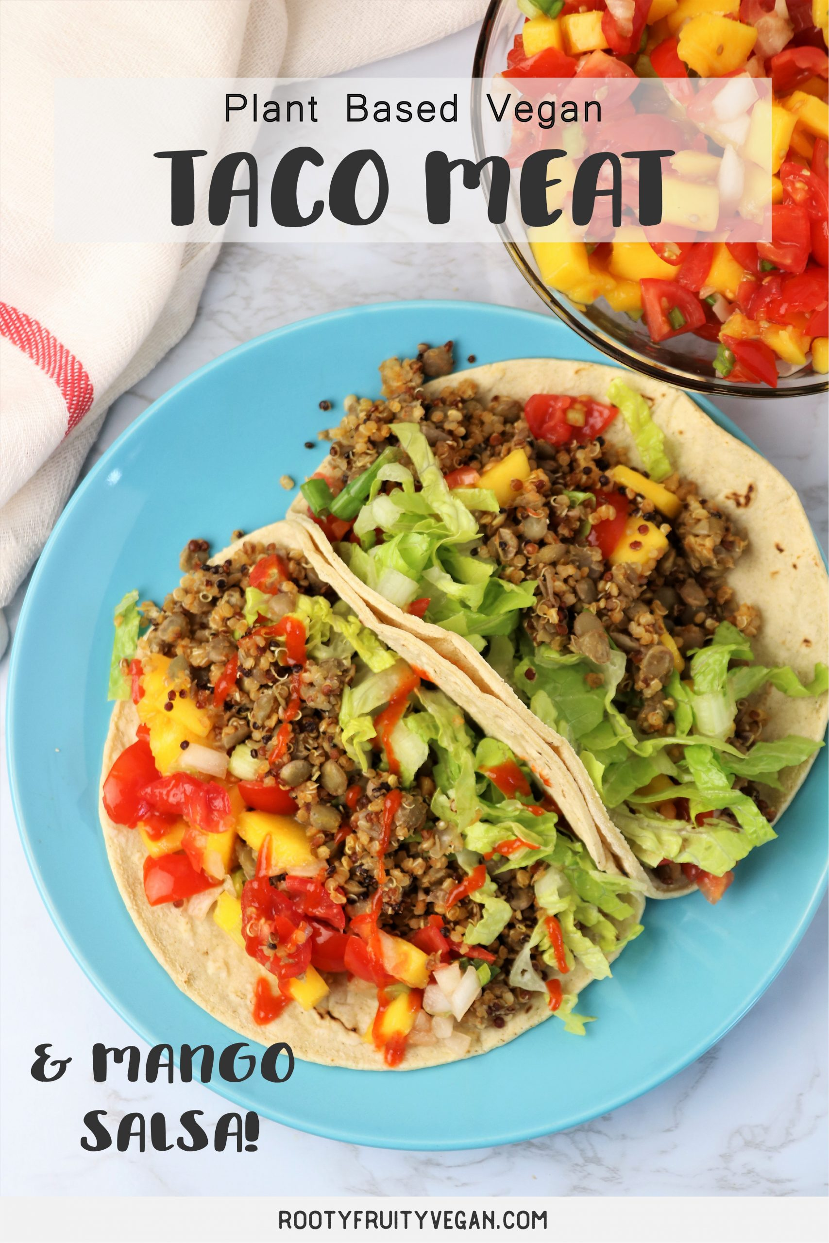 vegan taco meat recipe