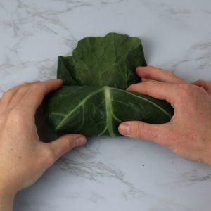 collard wrap recipe