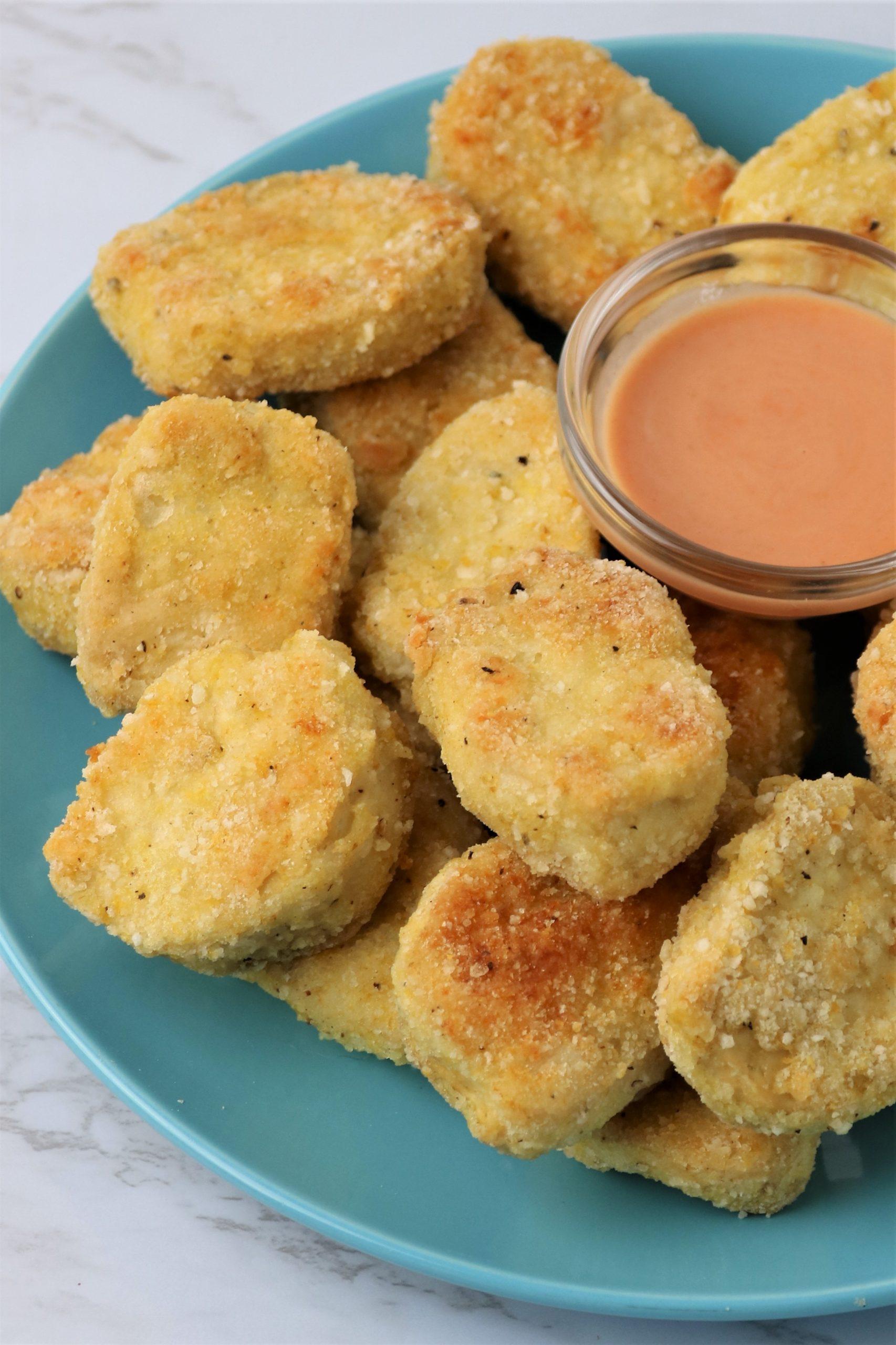 gluten free vegan chicken nuggets