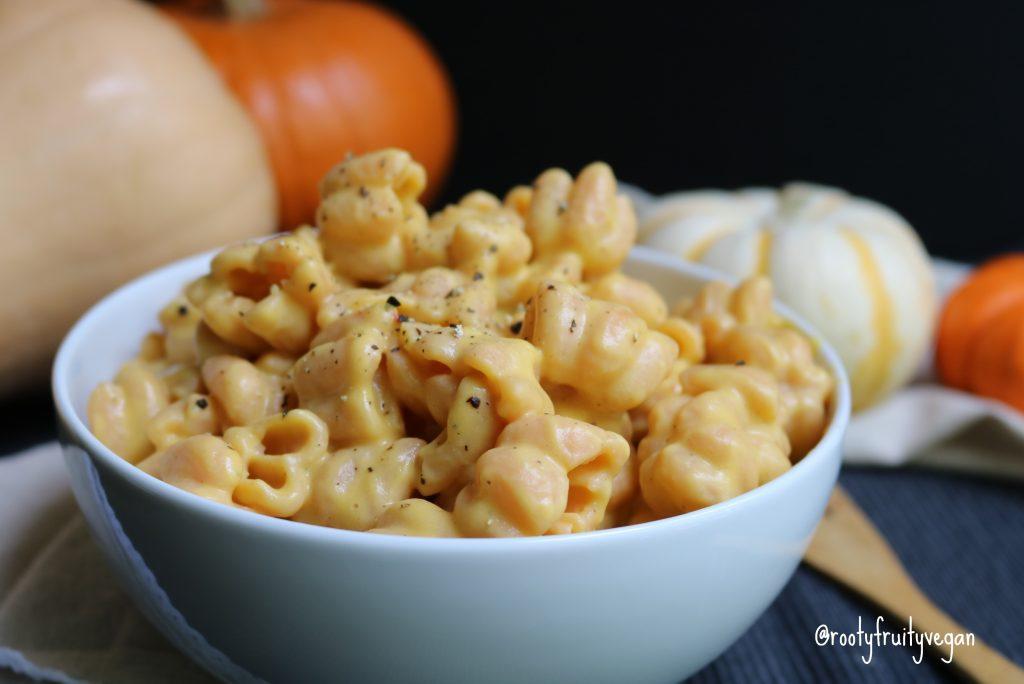 Butternut Mac & Cheese