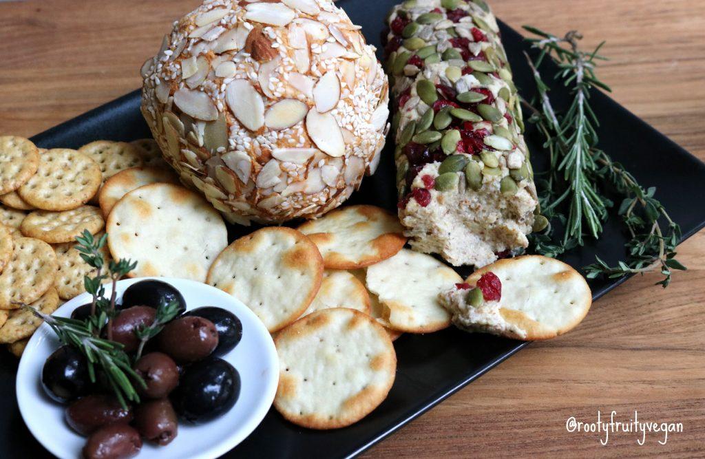 Cheese Balls & Logs