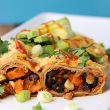vegan enchilada recipe