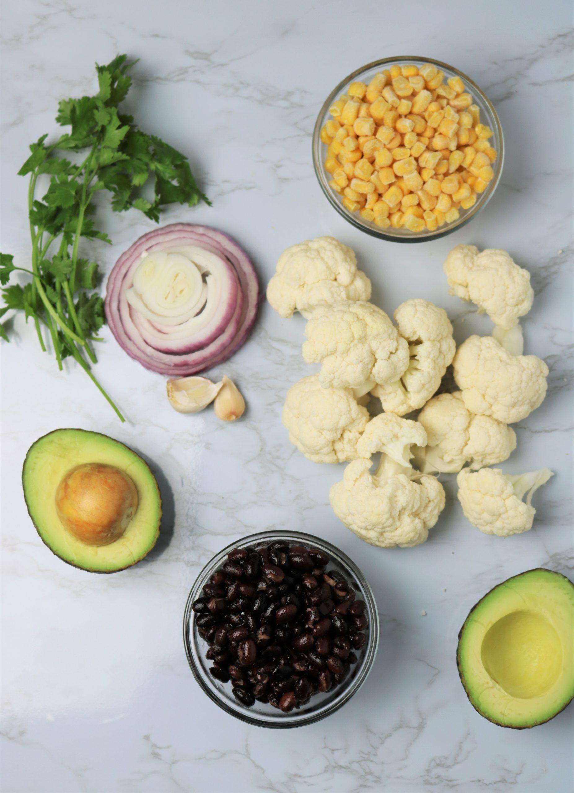 how to make cauliflower tacos