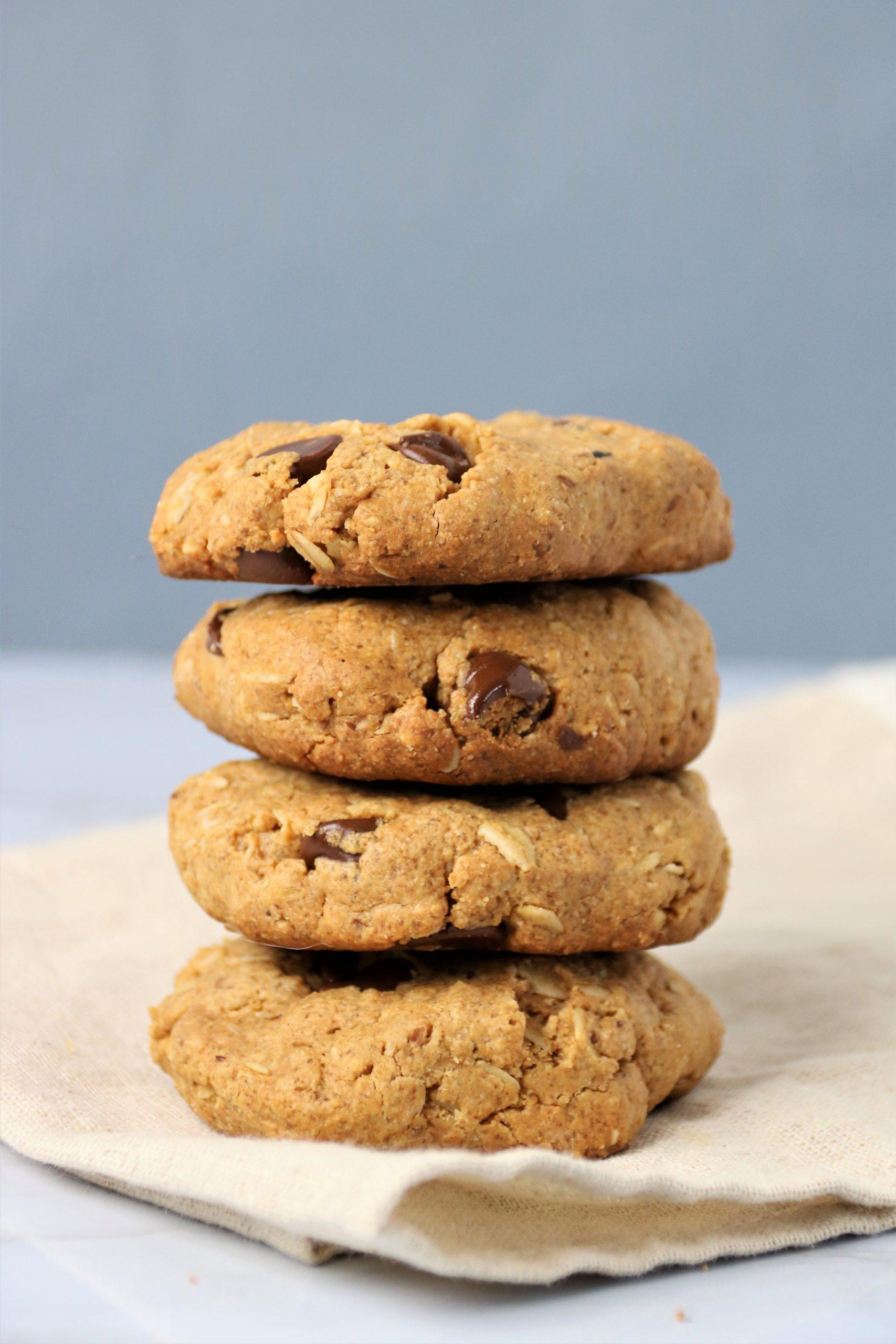 vegan gluten free peanut butter cookie recipe
