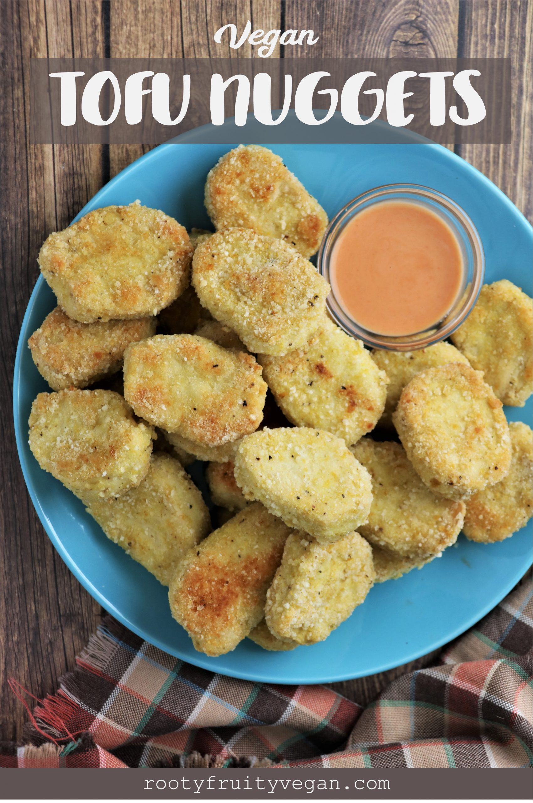 gluten free vegan nuggets