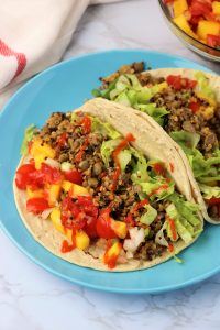 plant based vegan taco recipe