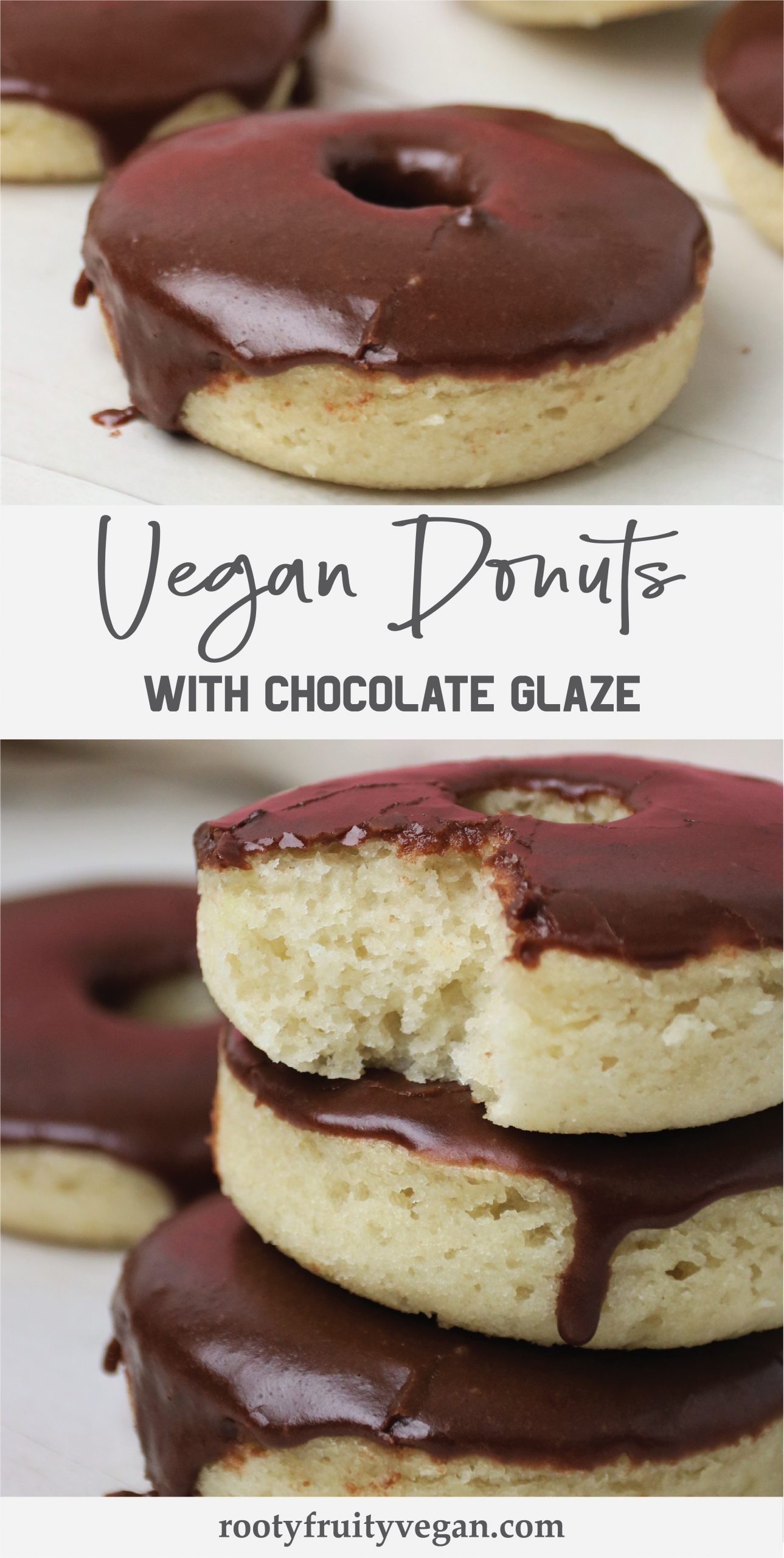 easy vegan donut recipe