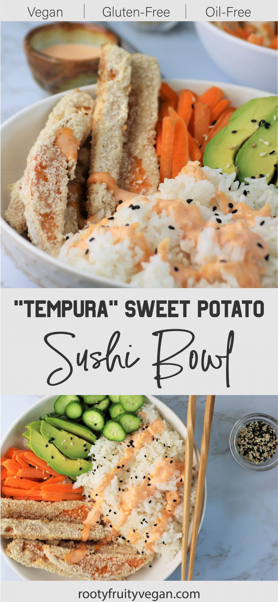 vegan tempura recipe