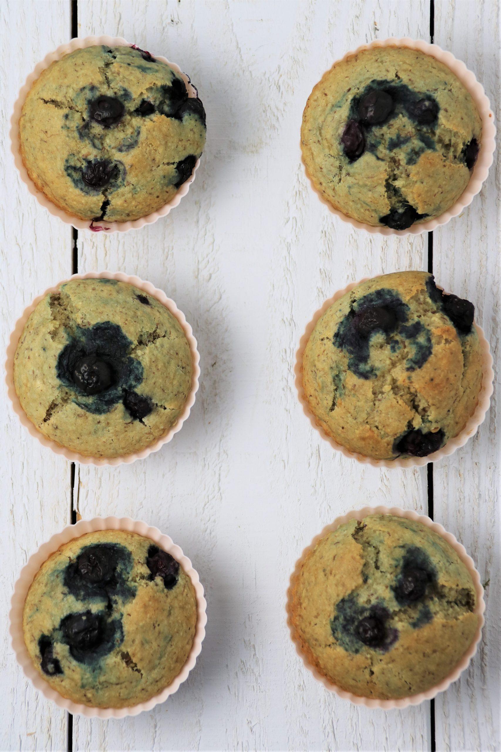 gluten free vegan muffin recipe