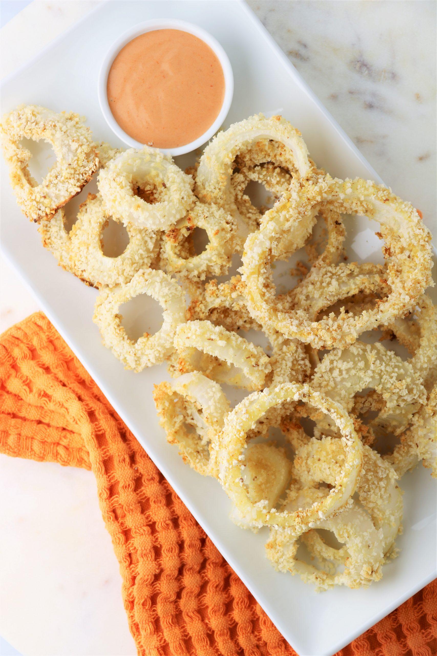 vegan gluten free onion ring recipe